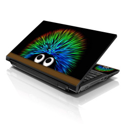 Notebook / Netbook Skin Cover Decal – Hedgehog