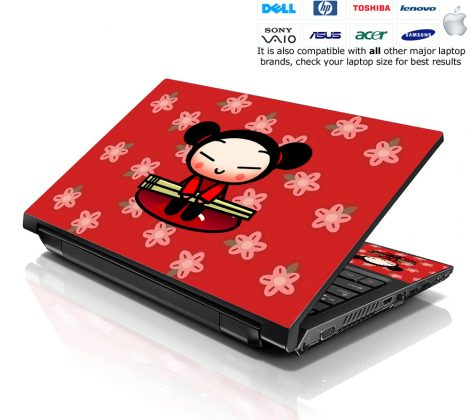 Notebook / Netbook Skin Cover Decal – Chinese