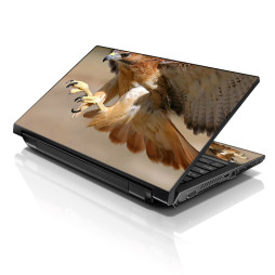 Notebook / Netbook Skin Cover Decal – Golden Eagle