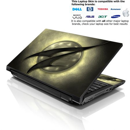 Notebook / Netbook Skin Cover Decal – Sign