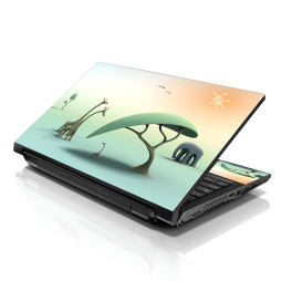 Notebook / Netbook Skin Cover Decal – Cartoon