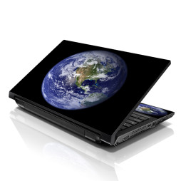 Notebook / Netbook Skin Cover Decal – Earth