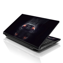 Notebook / Netbook Skin Cover Decal – Audi Sports Car