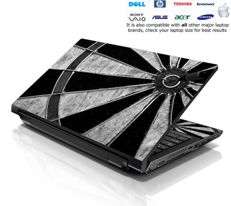 Notebook / Netbook Skin Cover Decal – Target