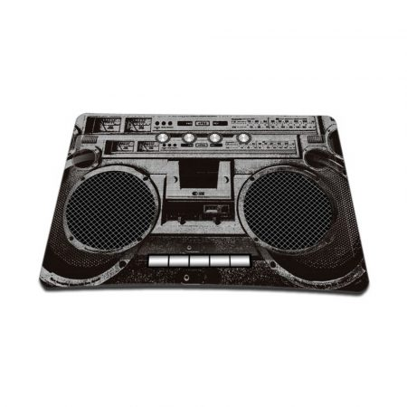Standard 7 x 9 Inch Mouse Pad – Cassette Player Design
