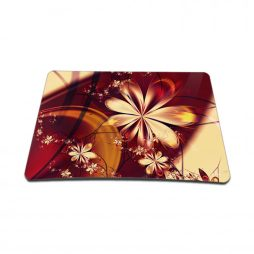 Standard 7 x 9 Inch Mouse Pad – Flower Floral